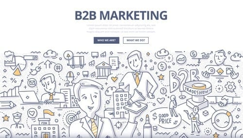 Campagne marketing B2B