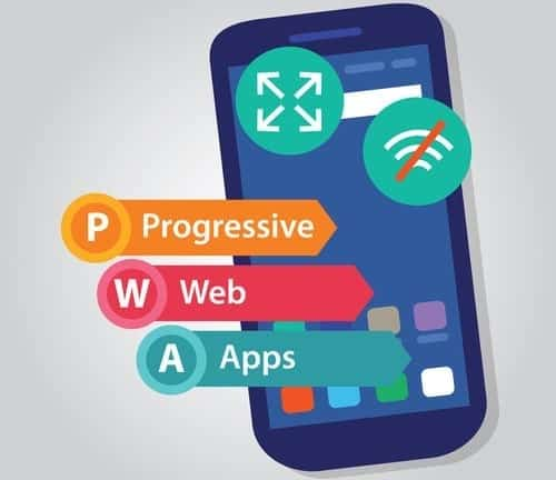 Applications Web progressives